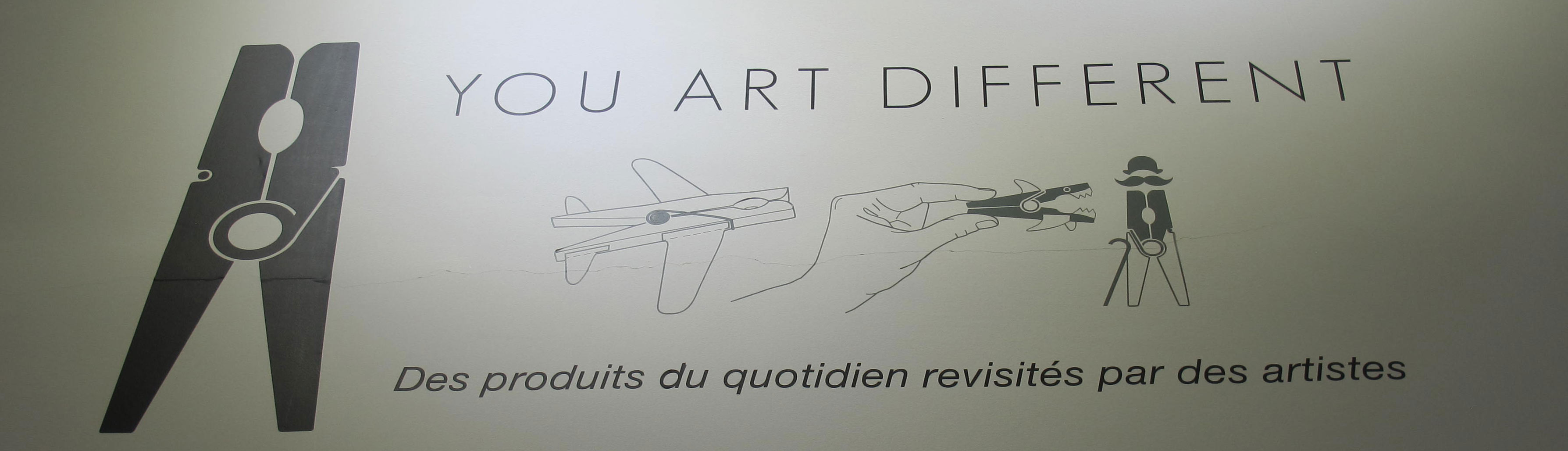 you_art_different
